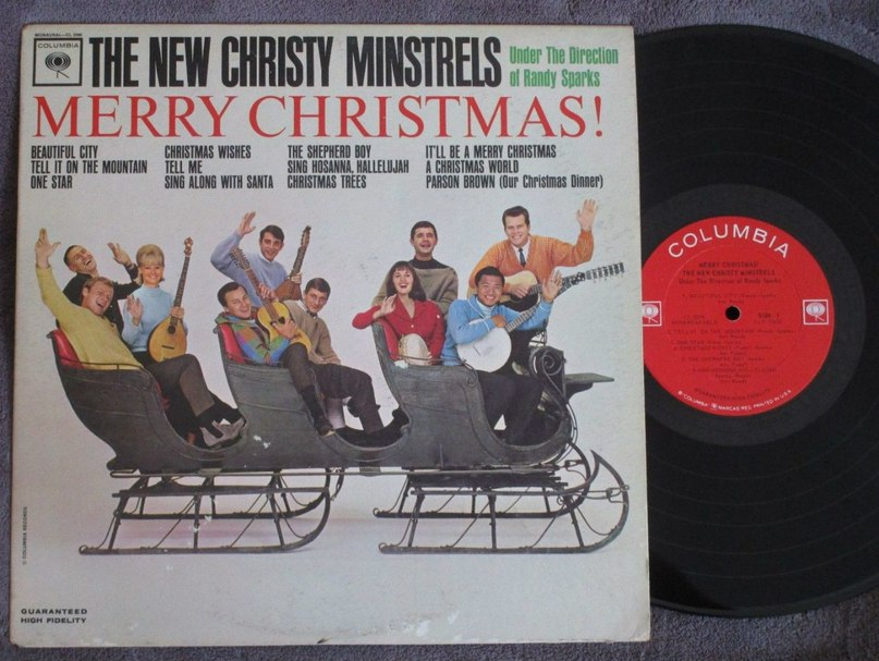 Three Wheels on My Wagon The New Christy Minstrels