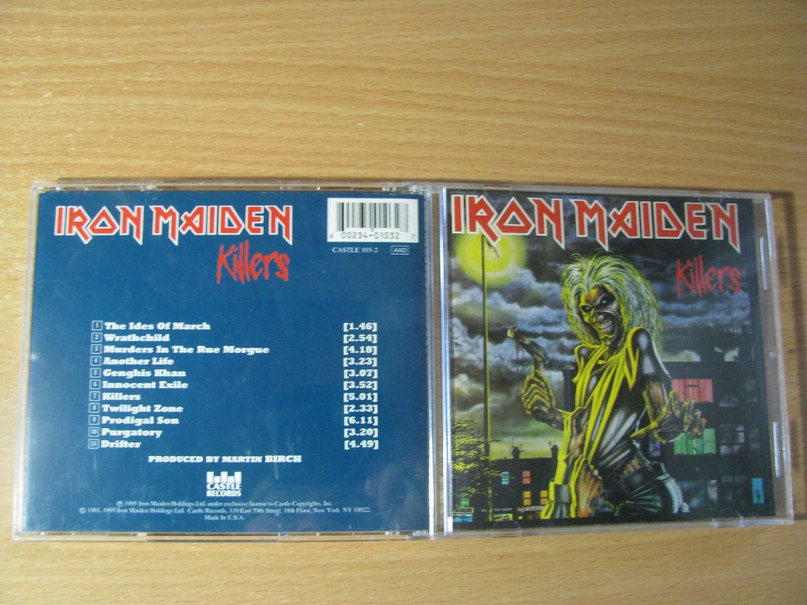 Aces High (OST Carmageddon 2: Carpocalypse Now) Iron Maiden